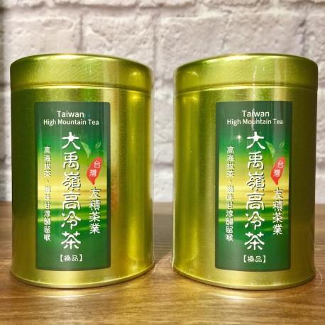 大禹嶺高冷烏龍茶-春茶