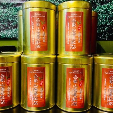 合歡山蜜香紅茶