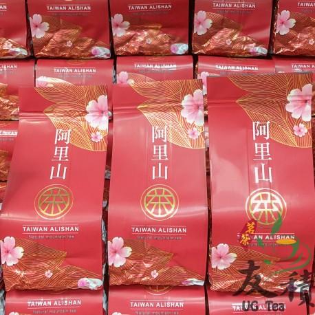 阿里山(瑞峰)金萱茶